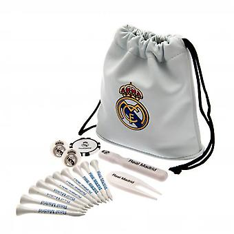 Real Madrid Tote Bag Golf Gift Set