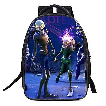Backpack with Fortnite Scenes-Zombies