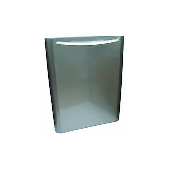 Freezer Door Assembly  592x747x69 Silver