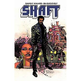 Shaft - A Complicated Man - Volume 1 by Sanford Greene - Francesco Fran