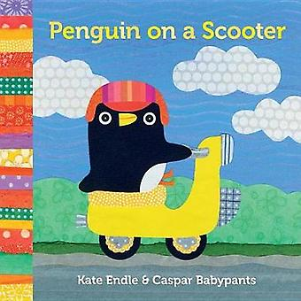Penguin on a Scooter by Kate Endle - 9781632171306 Book