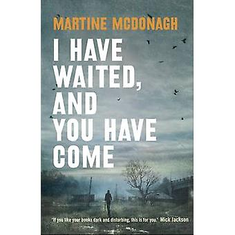 I Have Waited - and You Have Come by Martine McDonagh - 9781908434128