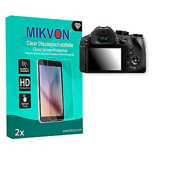 Panasonic LUMIX DMC-FZ300 Screen Protector - Mikvon Clear (Retail Package with accessories)