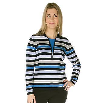 Голубой свитер Rabe 40 011428