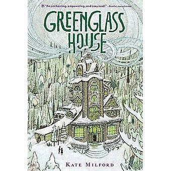 Greenglass House by Kate Milford - Jaime Zollars - 9780544540286 Book