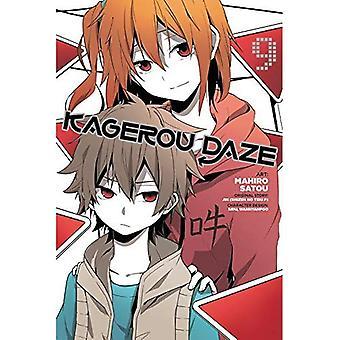 Kagerou Daze, Jg. 9 (Manga)
