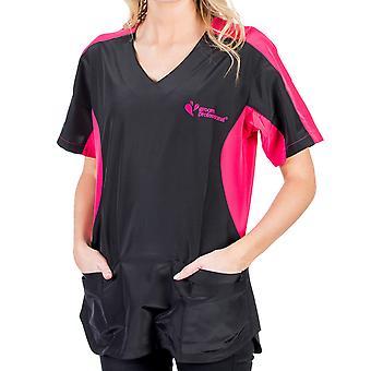 Groom Professional Florence Jacket Black/Pink