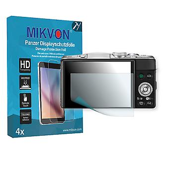 Panasonic Lumix DMC-GF6K Screen Protector - Mikvon Armor Screen Protector (Retail Package with accessories)