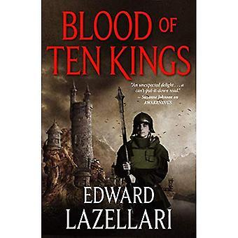Blod av tio kungar