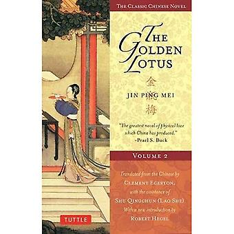 The Golden Lotus Volume 2:� Jin Ping Mei
