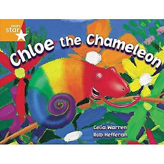 Chloe kameleonten