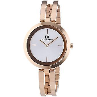 Danish Design Uhren-Armbanduhren, Quarz analog, Edelstahl verkleidet, weiblich (3)