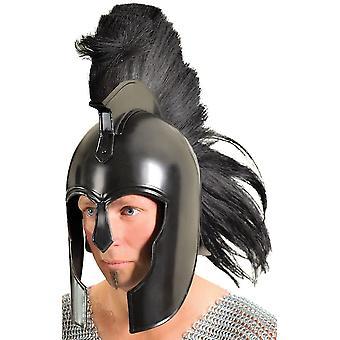 Rüstung Helm schwarz