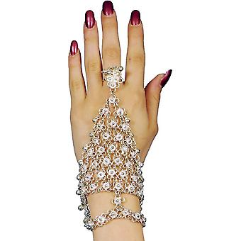 Armbånd trekant Slave gull