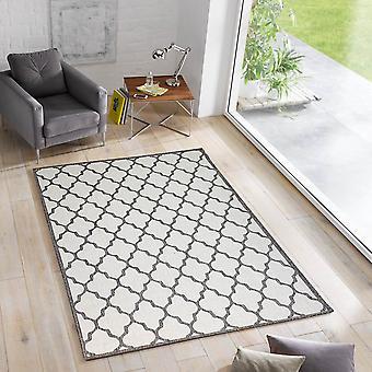 Turning tapijt» PALACE «moderne Marokkaanse ornamenten platte weefsel voor binnenlandse & Outdoorteppich».
