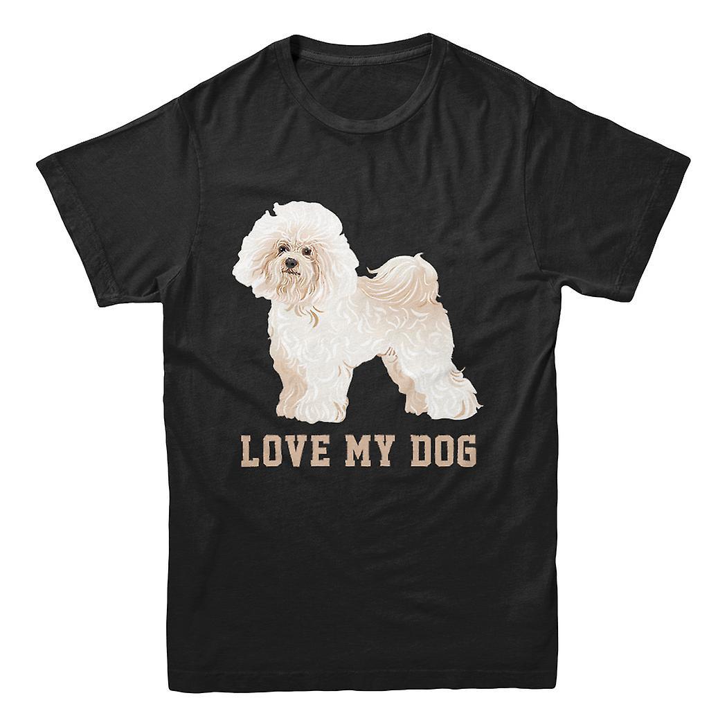 Official Pet-Selfie T-Shirt - Love my dog