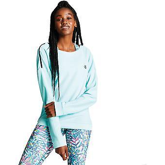 Osare 2b Womens resilienza tagliare maglione cotone posteriore