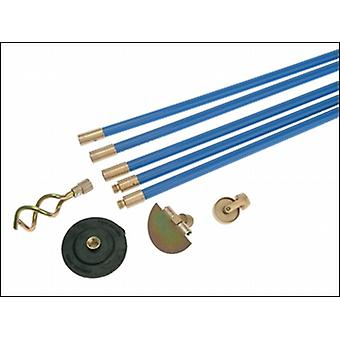 1471 UNIVERSAL /4IN DRAIN CLEANING SET 4 TOOLS