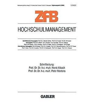 Hochschulmanagement av Albach & Horst