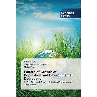 Pattern of Growth of Population and Environmental Degradation by G.Y. Sujatha