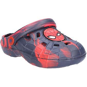 Leomil ragazzi Spiderman leggero slittamento su estate zoccoli