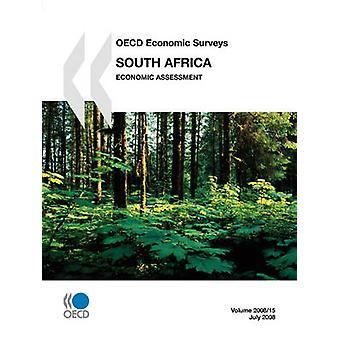 OESO conjunctuurenquêtes Zuid-Afrika economische beoordeling Volume 2008 probleem 15 van de OESO Publishing