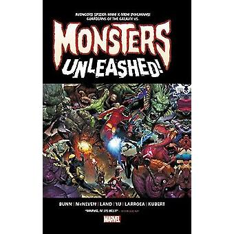 Monsters Unleashed - Monster-size by Cullen Bunn - 9781302907266 Book