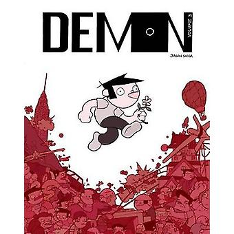 Demon-volume 3 par Jason Shiga-9781626724549 livre