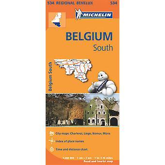 Belgique Sud - Ardenne / Zuid-Belgie - Ardennen - 9782067183490 Book