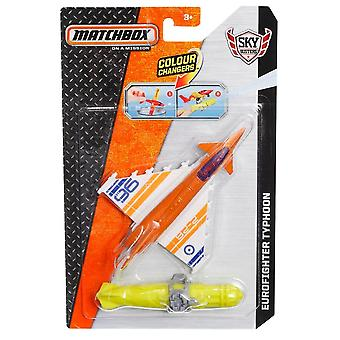 Match Box Skybusters Color Changers Assorted Colours (Randomly Selected)