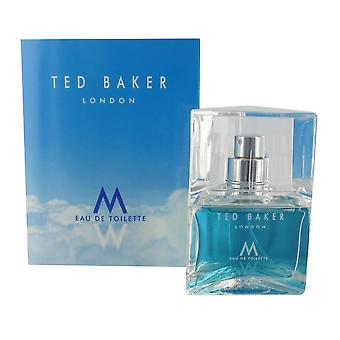 Ted Baker M 30ml Eau de Toilette Spray for Men