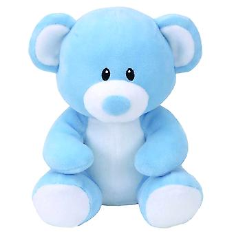 TY baby Lullaby blauwe Beer Knuffeldier pluche Sofis 24cm