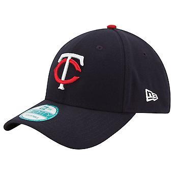 Nowa era Cap - ligi MLB Minnesota Twins czarny 9Forty