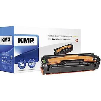 KMP Toner cartridge replaced Samsung CLT-Y504S Compatible Yellow 1800 pages SA-T60