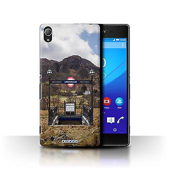 STUFF4 Case/Cover for Sony Xperia Z4/Subway/Imagine It