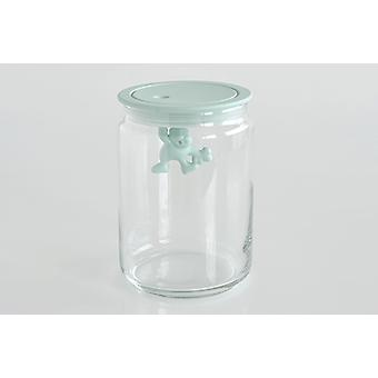 Alessi  Gianni  Glass Box (Home , Kitchen , Storage and pantry , Glass jars)