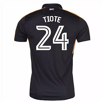 2016-17 Newcastle Away Shirt (Tiote 24)
