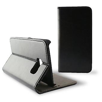 Ksix Folio galaxy black zippered s7 (Casa , Elettronica , Telefoni , Accessori)