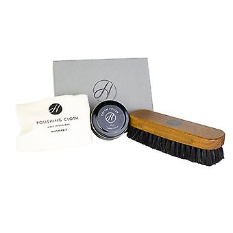 Hudson Shoe Care Polishing Gift Box