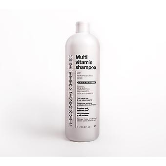 The Cosmetic Republic Shampoo Liter Multivitaminico1