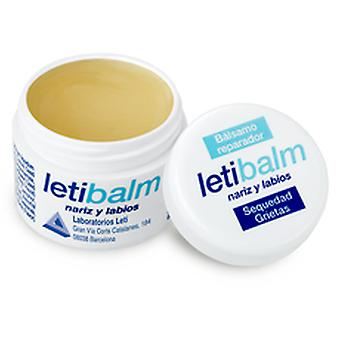 Leti Letibalm Jar 10 Ml (Cosmetics , Facial , Lip balm)