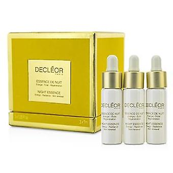 Decleor Night Essence - 3x7ml / 0,23 oz