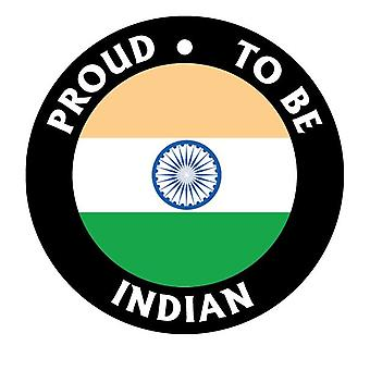 Proud To Be Indian Car Air Freshener