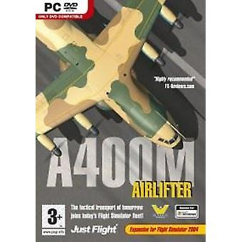 A400M Airlifter (Add on for FS 2004) PC