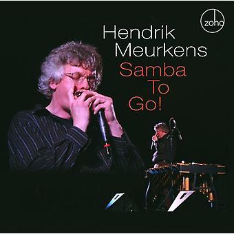 Hendrik Meurkens - Samba til Go! [CD] USA import