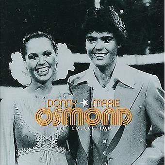 Donny Osmond & Marie - Donny Osmond & Marie: Collection [CD] USA import
