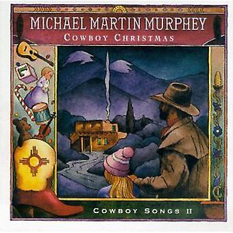Michael Martin Murphey - Cowboy Christmas [CD] USA import