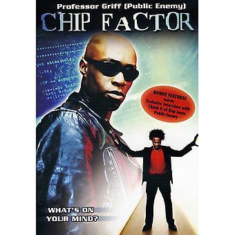 Professor Griff - Chip faktor [DVD] USA import
