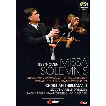 L.V. Beethoven - Missa Solemnis [DVD] USA import