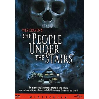 People Under the Stairs [DVD] USA import